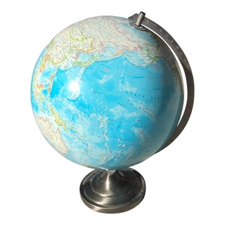 National Geographic Globe For Sale