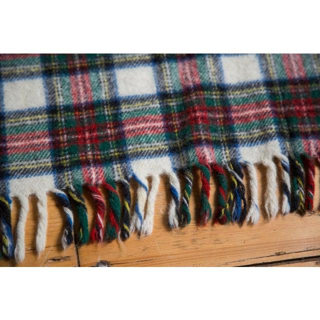 Vintage Plaid Blanket - Image 6 of 6