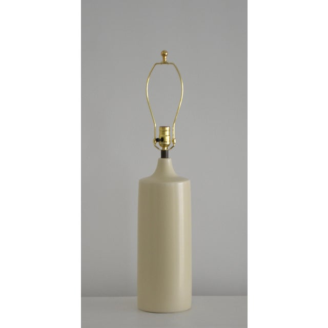 1960s Mid-Century Bottle Form Table Lamp For Sale - Image 12 of 12