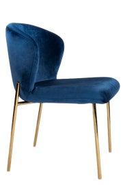 Image of Velvet Dining Chairs
