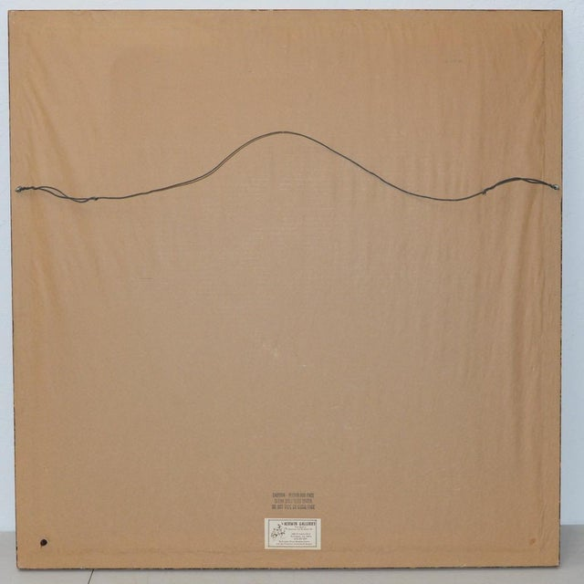 """Charles Bragg """"King of Me's"""" Limited Edition Signed Serigraph For Sale - Image 10 of 11"""