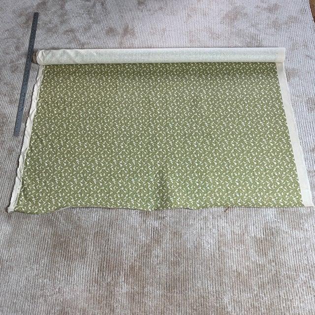 "Penny Morrison ""Tulkan"" Linen Fabric For Sale In New York - Image 6 of 6"