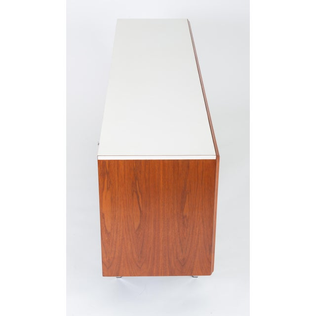 1950s Gerald McCabe Twelve-Drawer Dresser With Laminate Top For Sale - Image 5 of 13