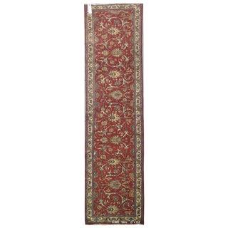 Vintage Persian Tabriz Rug - 2′7″ × 12′8″ For Sale
