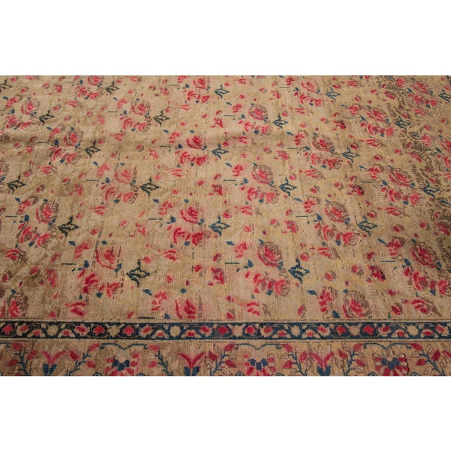 "Apadana - Basserabian Style Rug. 6'5"" x 9'6"" For Sale - Image 5 of 7"