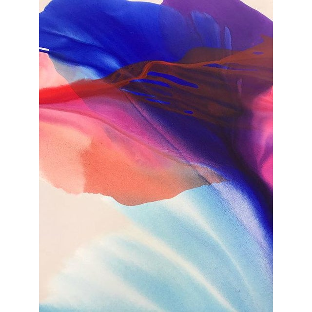 Abstract Marta Spendowska, 'In the Mirror of Romance' Painting, 2018 For Sale - Image 3 of 5