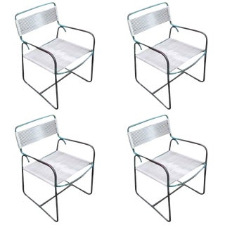 Walter Lamb for Brown Jordan Patio Armchairs - Set of 4