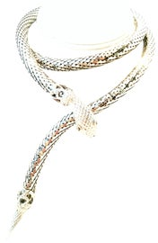 Image of Silver Necklaces