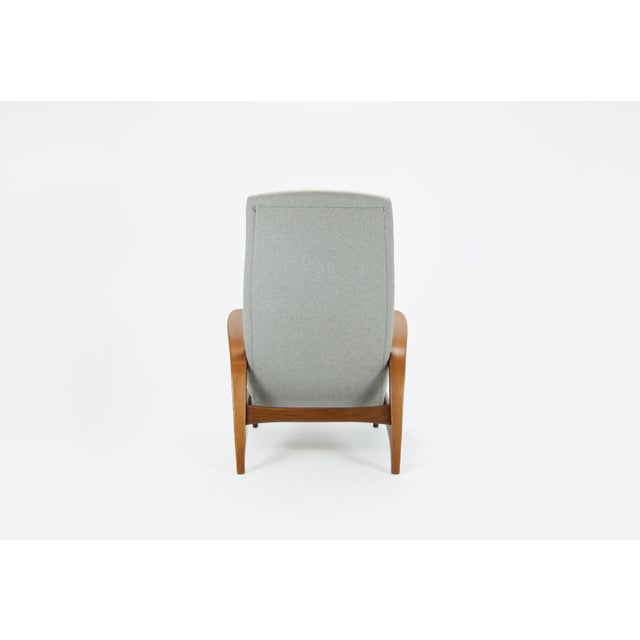 """Adolf Relling and Rolf Rastad """"Rock N Rest"""" Armchairs - a Pair For Sale In New York - Image 6 of 9"""