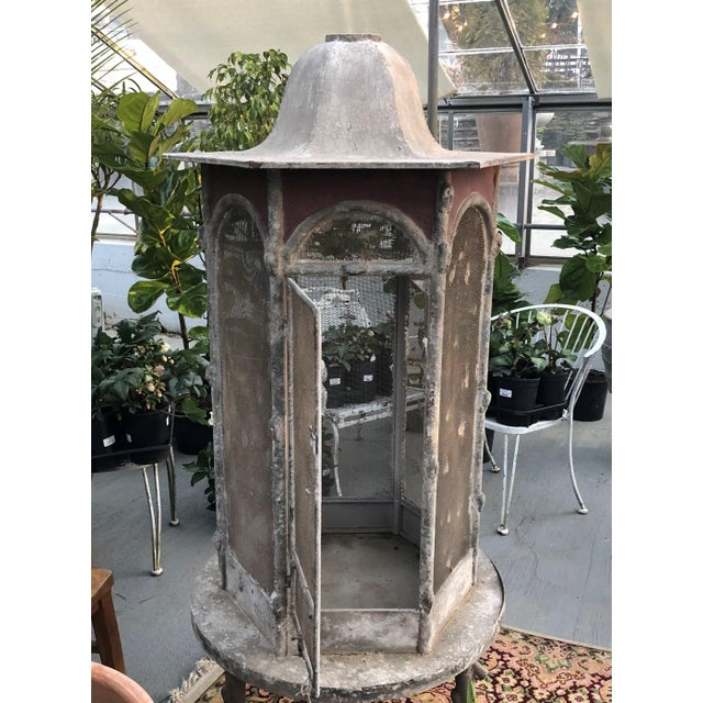 French French Style Old World Aviary For Sale - Image 3 of 5