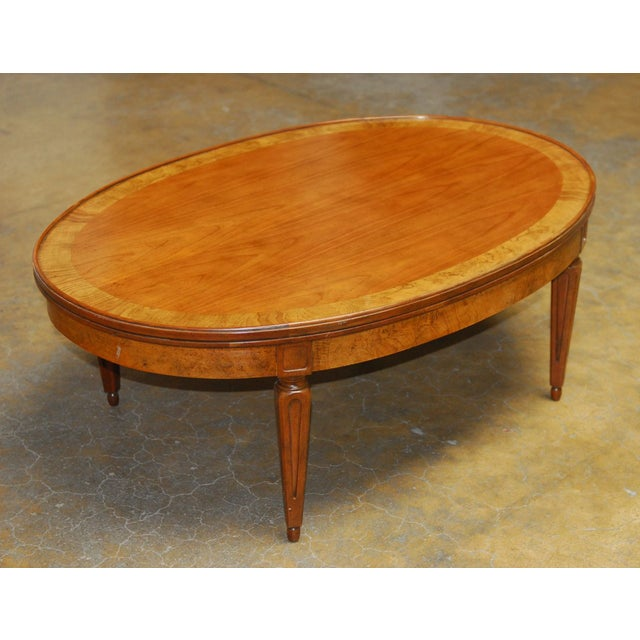 Baker French-Style Coffee Table - Image 6 of 7