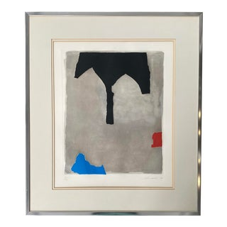 Abstract Aquatint Image For Sale