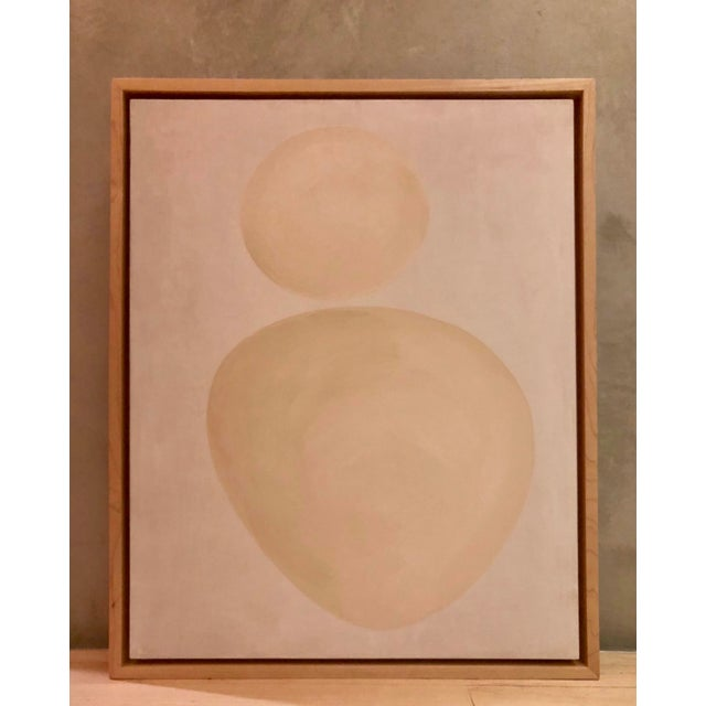 Neutral Abstract 1 - Framed For Sale In Los Angeles - Image 6 of 6