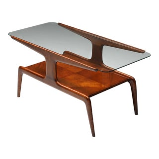 Gio Ponti Coffee Table - 1950's For Sale