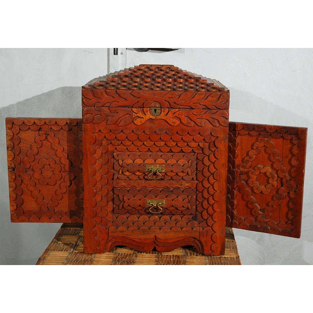 American Folk Art Compendium / Chest For Sale - Image 5 of 9