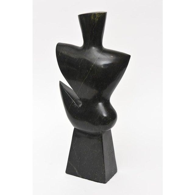Vintage Modernist Granite Sculpture For Sale In Miami - Image 6 of 11
