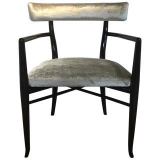Robsjohn-Gibbings Modern Armchair For Sale
