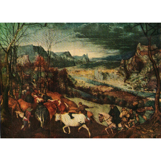 The Elder Peter Bruegel 1528-1569 For Sale - Image 5 of 5