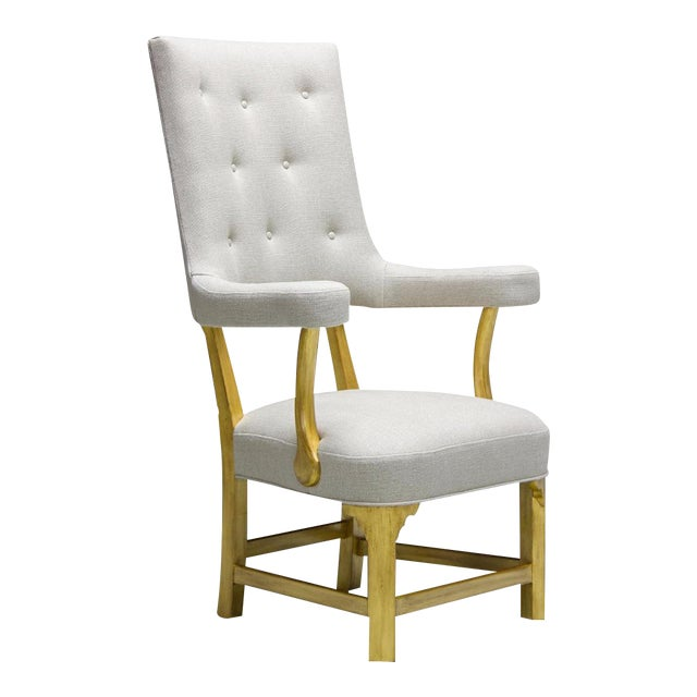 "Truex American Furniture ""The George Chair"" For Sale"