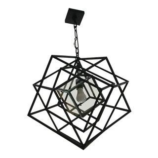 Cage Cubist Ceiling Light