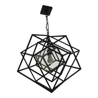 Visual Comfort Cubist Ceiling Light