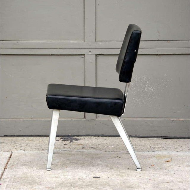 Modern Pair of Vintage Gf GoodForm Aluminum Task Chairs For Sale - Image 3 of 10