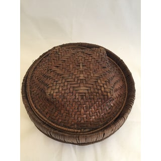 Early 20th Century Antique Tribal Basket Preview