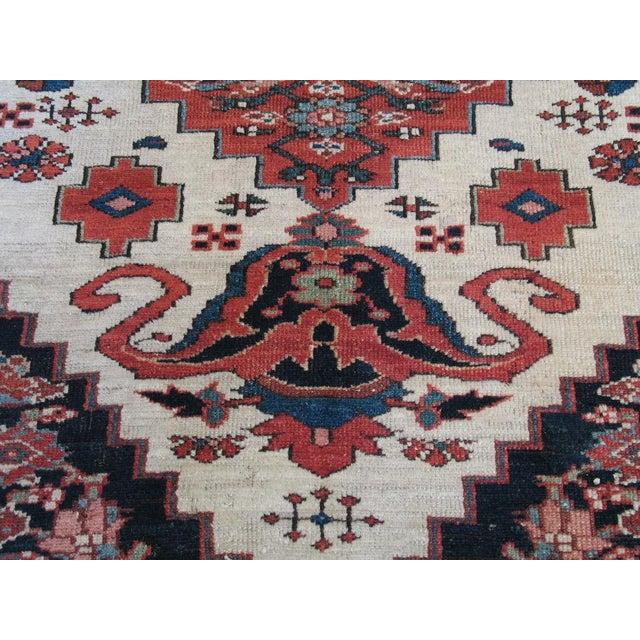 Antique Karadja Rug For Sale - Image 4 of 9
