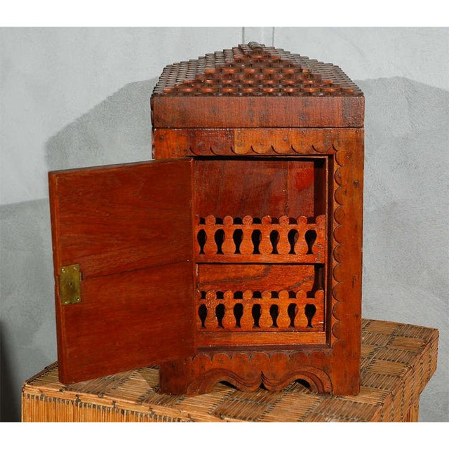 American Folk Art Compendium / Chest For Sale - Image 4 of 9