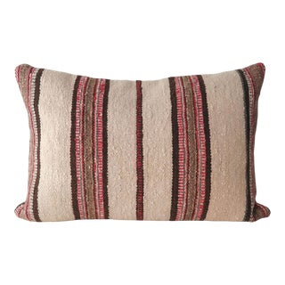 Navajo Saddle Blanket Pillow For Sale