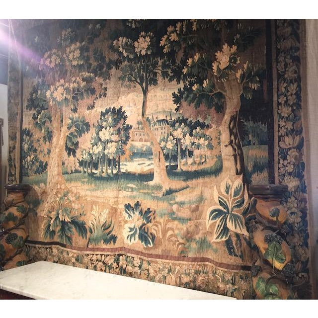 Circa 1760 Aubusson Tapestry For Sale In Washington DC - Image 6 of 10