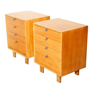 George Nelson for Herman Miller – Pair of Chests For Sale