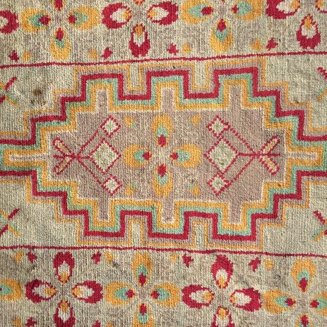 "Traditional Turkaman Persian Rug - 2'1"" x 2'8"" - Image 4 of 6"