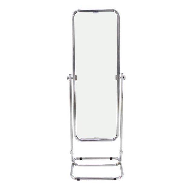 1950s Vintage Mid-Century Modern Cheval Mirror For Sale - Image 4 of 10