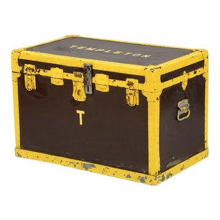 Templeton Polo Stables Tack Box From the Cz. Guest Estate!~ For Sale