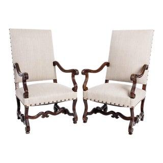 Os De mouton Chairs For Sale