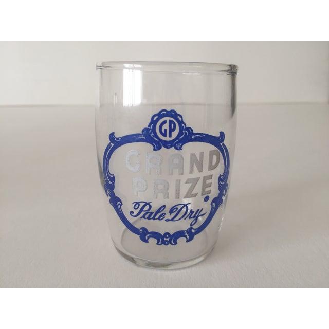 Vintage 1950's Grand Prize Beer Barrel Glasses - 4 - Image 7 of 7