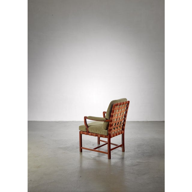 Walter Sobotka Armchair, Austria, Circa 1930 For Sale - Image 4 of 11