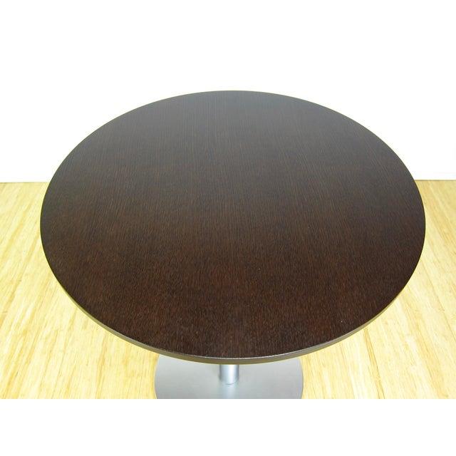 """Contemporary Romano Marcato Lapalma """"Brio"""" Bistro/Bar Table For Sale In New York - Image 6 of 10"""