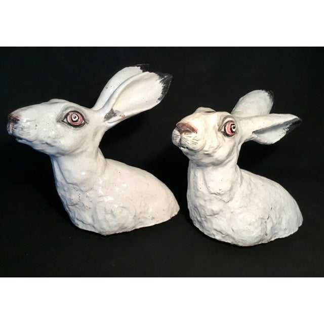 Italian Bunny Tureens - a Pair For Sale - Image 9 of 13