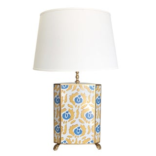 Dana Gibson Beaufont Lamp in Yellow