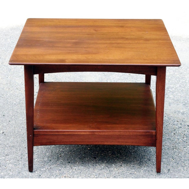 Russel Wright Mid Century Modern Occasional Table - Image 5 of 7