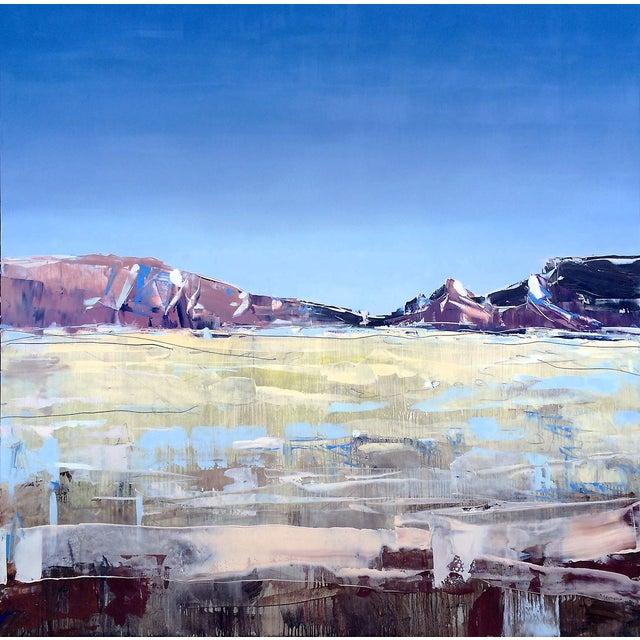 David Shingler Painting - Moab Plains. Utah For Sale