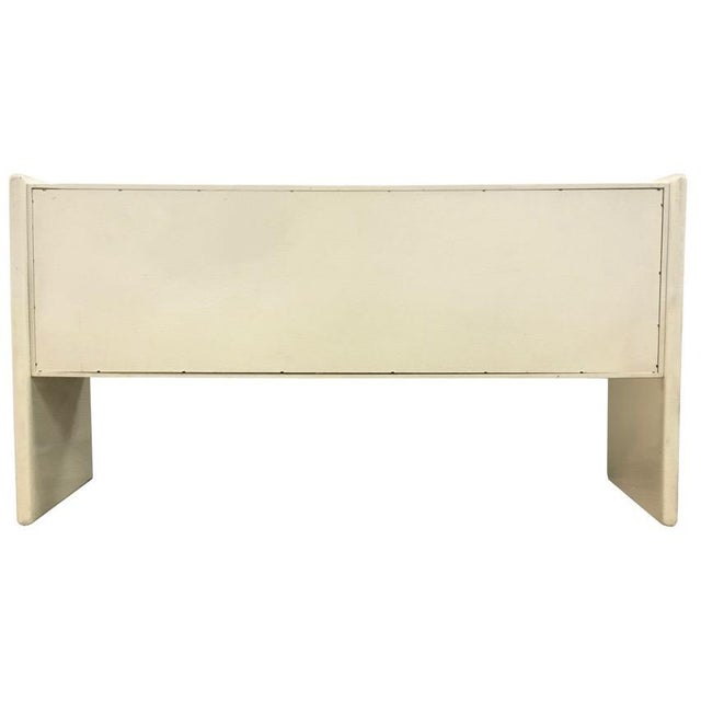 Milo Baughman 1970s Minimalist Milo Baughman for Thayer Coggin Lacquered Buffet/Sideboard For Sale - Image 4 of 13