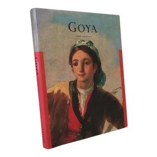 "Abrams Art Book - ""Goya"""