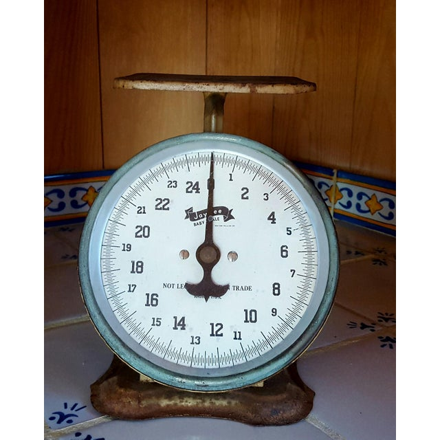 Jay-Bee Vintage Industrial Scale - Image 2 of 6