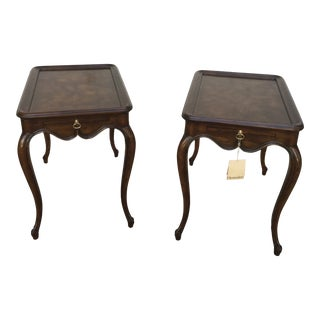 1970s Vintage Henredon Accents Tables - a Pair For Sale