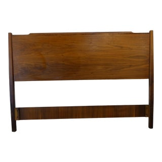 Mid-Century Modern Kipp Stewart for Drexel Headboard For Sale