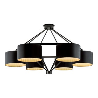 Diamond Frame Pendant Light