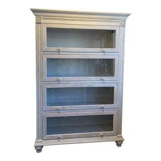 Ethan Allen Barrister Bookcase For Sale